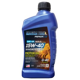 MAGNATECH 15W-40 SB - PREMIUM -1 QT